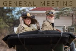 November General Meeting Is (About) History