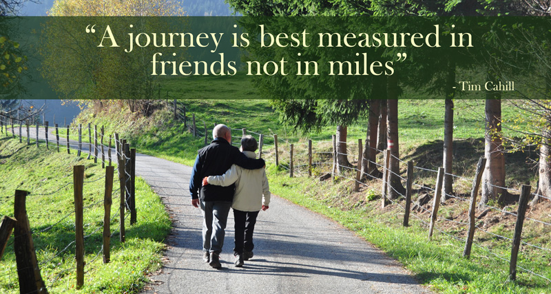 Journey Miles Friends