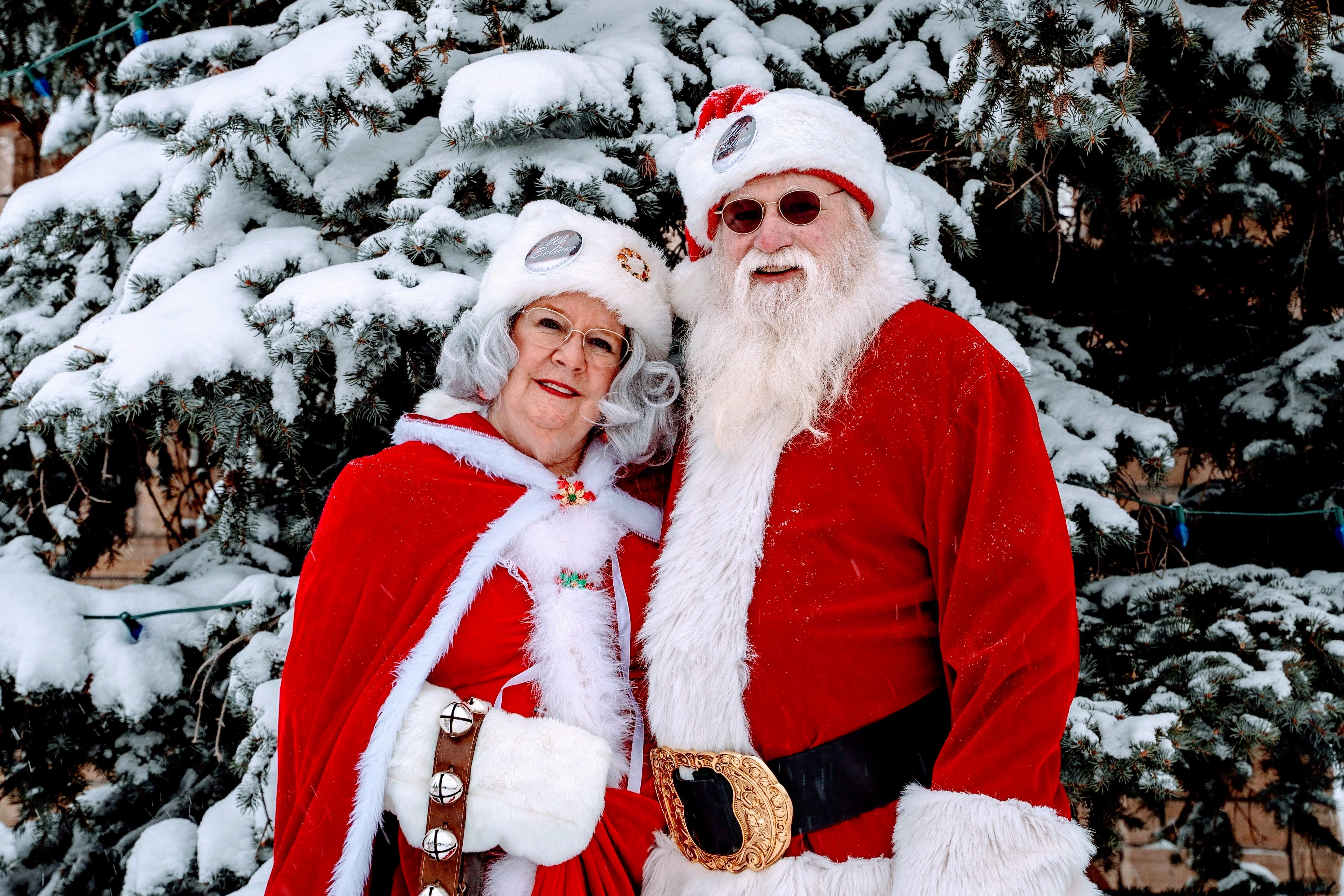 Santa Ms Claus We Believe