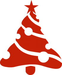 Xmas Stuff For Vintage Christmas Tree Clip Art 231288.png